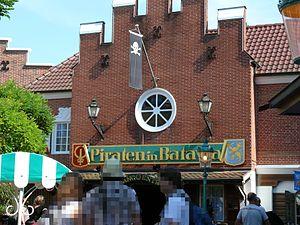 Piraten in Batavia - Image: Piraten in Batavia Eingang