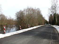 Pirita river near Tuhala, spring high water - panoramio.jpg