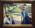 Pissarro - Two Young Peasant Women.JPG