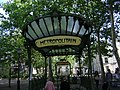 Place des Abbesses, Paris, France - panoramio.jpg