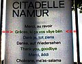 Plake citadele Nameur gråces fritches 8 langues.jpeg