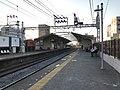 Platform of Sanyo-Tarumi Station 3.jpg