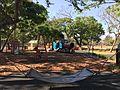 Playground in Milton Park, Brisbane.JPG