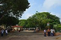 Plaza principal de Oxkutzcab.jpg