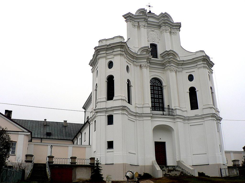 Kościół benedyktynek