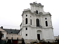 Poland Drohiczyn All Saints church.jpg