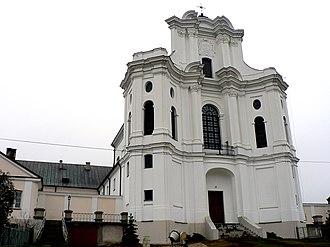 Drohiczyn - All Saints church