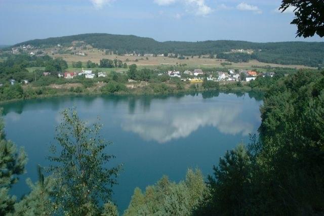 Poland Turkusowe Lake
