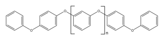 Polyphenyl ether - Figure 1: Representative Structure of Polyphenyl Ether (PPE)