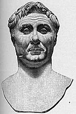 Cnaeus Pompeius Magnus,   Pompée  , l'adversaire de César
