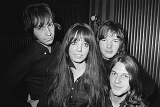 Shocking Blue band