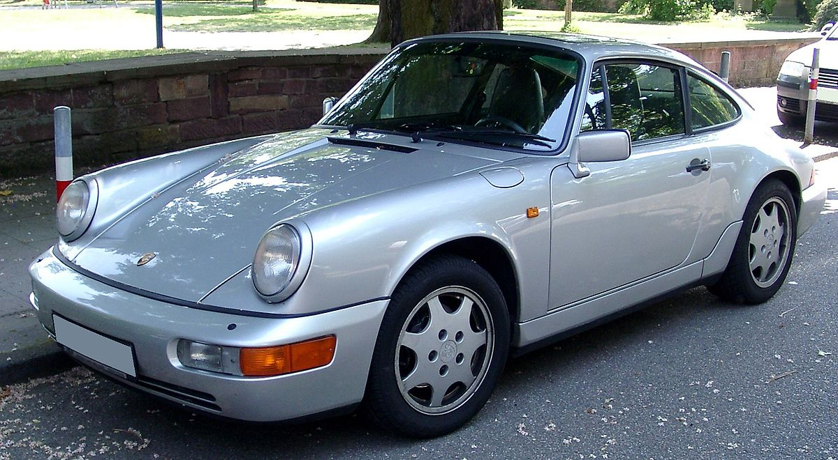 porsche 964 wikipedia. Black Bedroom Furniture Sets. Home Design Ideas
