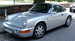 Porsche 964 - Image: Porsche 964 front 20080515