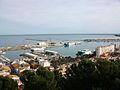 Port de Dénia des del castell.JPG