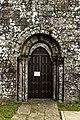 Portal oeste da igrexa de Santa María de Sacos.jpg