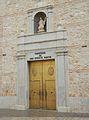 Portalada de l'església de sant Vicent màrtir de Benimàmet.JPG