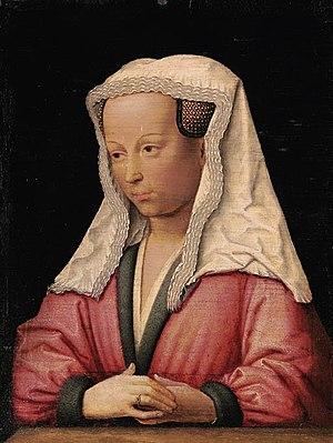 Bonne of Artois - Image: Portrait of Bonne of Artois
