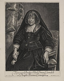 Frances Cecil, Countess of Exeter (died 1663) English noblewoman
