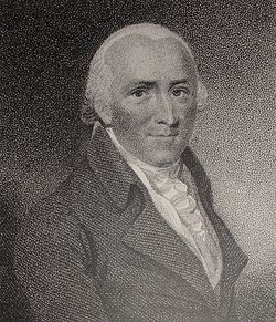 Portrait of humphry repton