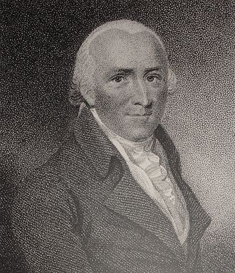 Humphry Repton - Portrait of Humphry Repton