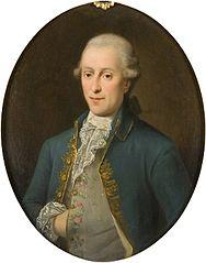 Portrait of Johan van den Brandeler (1756-1820)