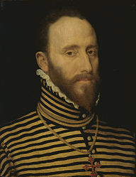 Frans Pourbus the Elder: Portrait of a Knight of the Order of Calatrava, probably of the Sorias or Soreau Lineage (Sorel)