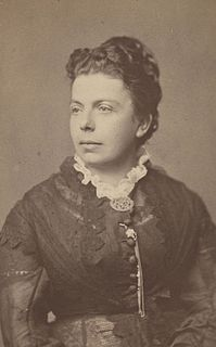 Suzannah Ibsen Wife of playwright Henrik Ibsen