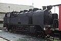 Portuguese Railways steam locomotive at Porto-Boavista Railway Station.jpg