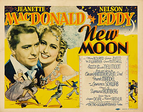 Description de l'image Poster - New Moon (1940) 02.jpg.