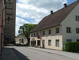 Poststraße in Obergünzburg