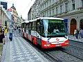 Praha, Nové město, Náměstí Republiky, autobus SOR.jpg