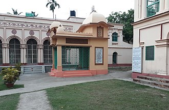 Antpur - The holy place where Vivekananda other disciples took their vow of 'sannyasa. Antpur. Hooghly