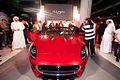 Premier Motors Unveils the Jaguar F-TYPE in Abu Dhabi, UAE (8739618947).jpg