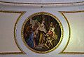 Presentació de Jesús al temple, Josep Vergara, medalló de la volta de la catedral de Sogorb.JPG
