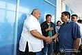 President Rodrigo Duterte at Francisco Bangoy International Airport.jpg