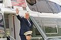 President Trump and First Lady Melania Trump's Trip to the United Kingdom (48007694778).jpg