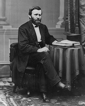 Black Friday (1869) - Ulysses S. Grant President of the United States