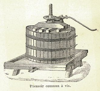 Drink - First developed in the Middle Ages, basket presses have a long history of use in winemaking.