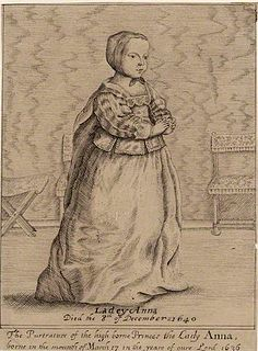 Anne Stuart (1637–1640) Daughter of King Charles I