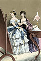 Prinking before the ball, 1858.jpg