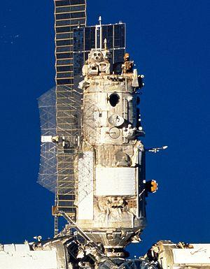 Priroda - Image: Priroda module (1998) cropped