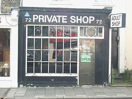 Sex shop islington uk sex shop