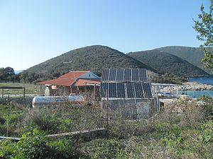 Prevlaka - Image: Prizor s Prevlake