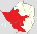 Provinces affected Gukurahundi.png