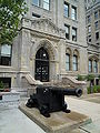 Prudente cannon Whitney Block Toronto.JPG