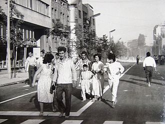 1963 Skopje earthquake - First hours after the earthquake