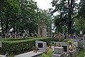 Przerwa-Tetmajer Family grave, Bronowice parish cemetery, 40 Pasternik street, Krakow, Poland.jpg