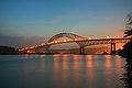 Puente de las Americas en el ocaso.jpg