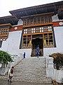 Punakha Dzong, Punakha Valley Bhutan - panoramio.jpg
