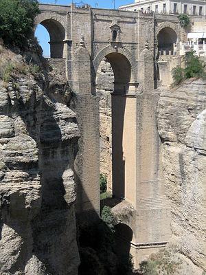 Puente Nuevo - Image: Punte Nuevo Bridge, Ronda Spain